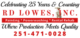RD LOWES, INC